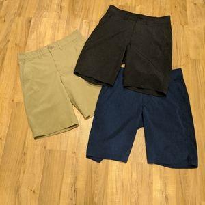 Three Pair//Old Navy Active Shorts Bundle